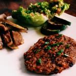 Steak végétarien