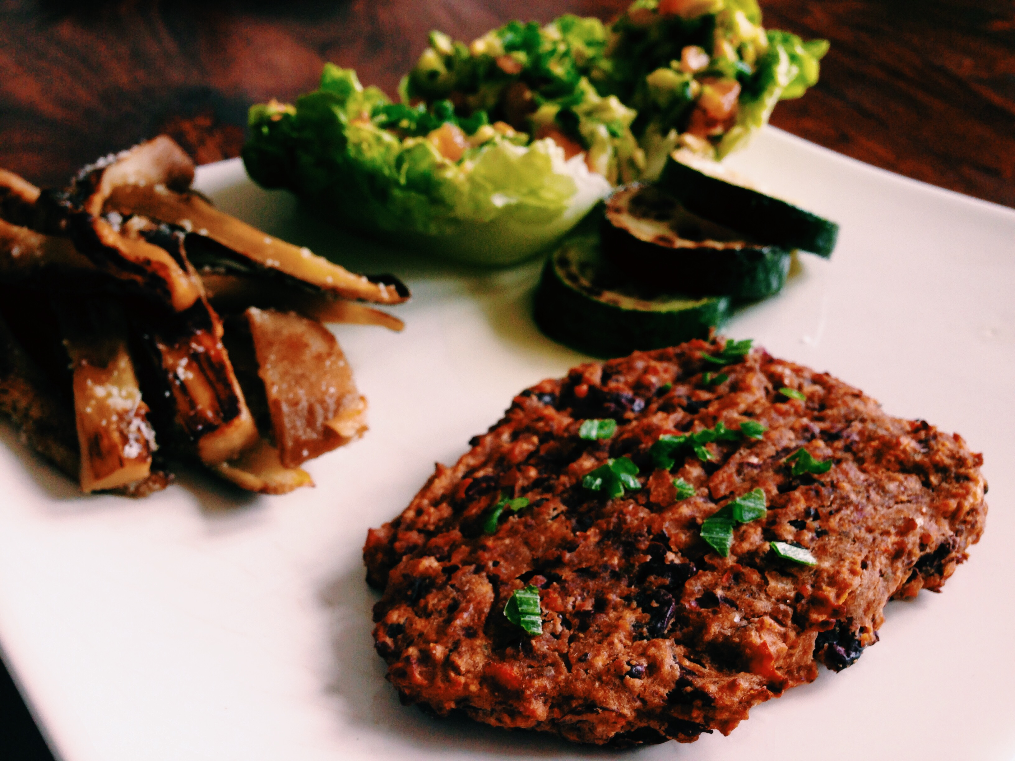 steak v g tarien aux haricots rouges be live. Black Bedroom Furniture Sets. Home Design Ideas